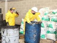 Destruyen 90 toneladas de licor ilegal en Cundinamarca