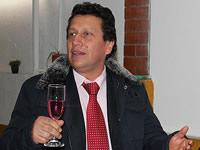 Médico Oswaldo Córdoba  ofrece agasajo navideño a madres comunitarias