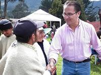 Soacha celebró  el Día del Campesino