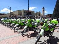 Con nuevo parque automotor se refuerza la seguridad  en Soacha