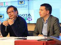 Se firma convenio para estructuración financiera del Metro de Bogotá