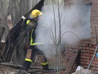 Investigan muerte de dos menores por un incendio en Nilo