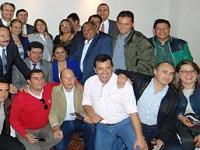 En Soacha los alcaldes de Cundinamarca se reunieron con el DPS