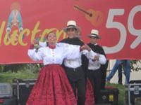 Amanecer Colombiano participó en la Feria de Manizales