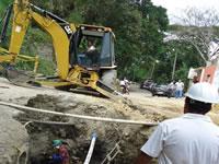 En Apulo inicia construcción de PTAR