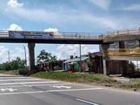Fusagasugá estrena puente peatonal