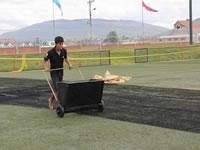 Zipaquirá estrena escenarios deportivos