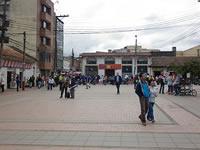 Un mes completó la recuperación del espacio público en el centro de Soacha
