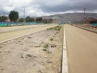 Avenida Terreros se entregaría en menos de dos meses