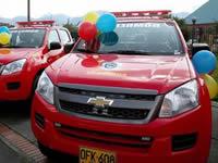 Con vehículos y motos, Cundinamarca se prepara para enfrentar tiempo seco