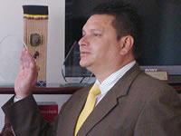Nuevo director de participación comunitaria en Soacha