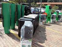 Municipios de Cundinamarca reciben equipos para manejo de residuos sólidos