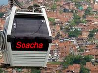 Cazucable Soacha, una promesa presidencial que se desvanece en el aire