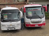Transportadores de Soacha se comprometen a mejorar el servicio