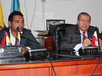 Comienzan sesiones extraordinarias en el Concejo de Soacha