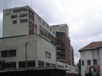 Departamento entregó oficialmente el San Juan de Dios al Distrito