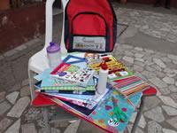 Niños de Soacha recibirán kits escolares
