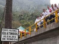 """Puente """"Guatimbol"""" conecta a Cundinamarca y Tolima"""