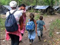 Desplazados de Buenaventura siguen llegando a Soacha