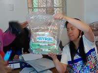 Se fijan fechas para la entrega de raciones Nutrir