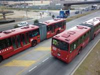 Transmilenio habilita nueva ruta para usuarios del Portal Sur