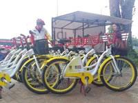 Parque El Tunal tiene bicicorredor