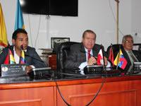 Inicia primer periodo de sesiones ordinarias en el Concejo de Soacha