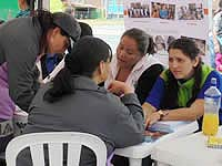 Alcaldía trasladó sus servicios a Bosques de Zapán