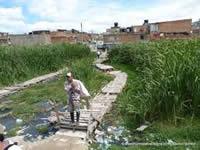 Entidades de Soacha le apuestan a la recuperación del humedal Tierra Blanca