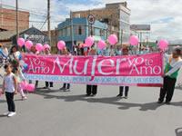 Soacha presente en el Día Internacional de la Mujer