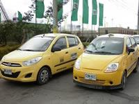 Sin acuerdos claros terminó protesta de taxistas en Soacha