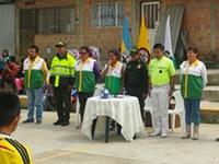 Policía de Soacha apoya la integración comunal