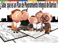Olivos será piloto del Plan de Mejoramiento Integral de barrios en Soacha