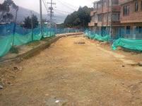 Revolcón vial en la comuna uno de Soacha