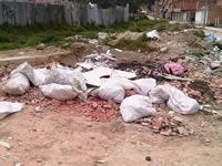 En Sabana Ciprés la problemática de basuras va en aumento