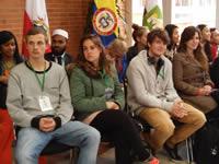 Culminó exitoso encuentro internacional de líderes juveniles en el Colegio Minuto de Dios Ciudad Verde