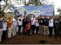 Cundinamarca realizó Jornada de recuperación de fuentes hídricas