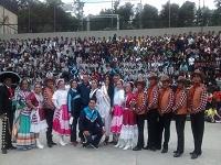 15 días de folclor colombiano y mexicano en Soacha