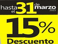 Impuesto predial con el 15% de descuento hasta el 31 de marzo