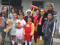 El Charquito  celebró el  Día Internacional del Teatro