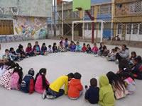 E.S.E. realiza  actividades recreativas para los niños
