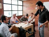 Se realiza sorteo para jurados de votación en  Cundinamarca