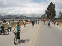 En Semana Santa no habrá Ciclovida en Soacha
