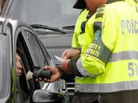 Más de 200 borrachos  al volante fueron sancionados en semana santa