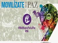 Bogotá se prepara para recibir movilizaciones por la paz