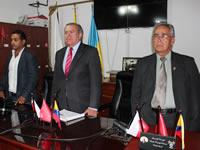 Control político a funcionarios de la Alcaldía de Soacha