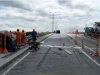 Mantenimiento a puentes vehiculares en Bogotá