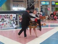 Con éxito finalizó tercer concurso departamental de danza en pareja