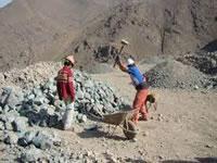 Cundinamarca formalizará la pequeña minería