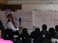 Población indígena de Soacha  se fortalece en temas gubernamentales